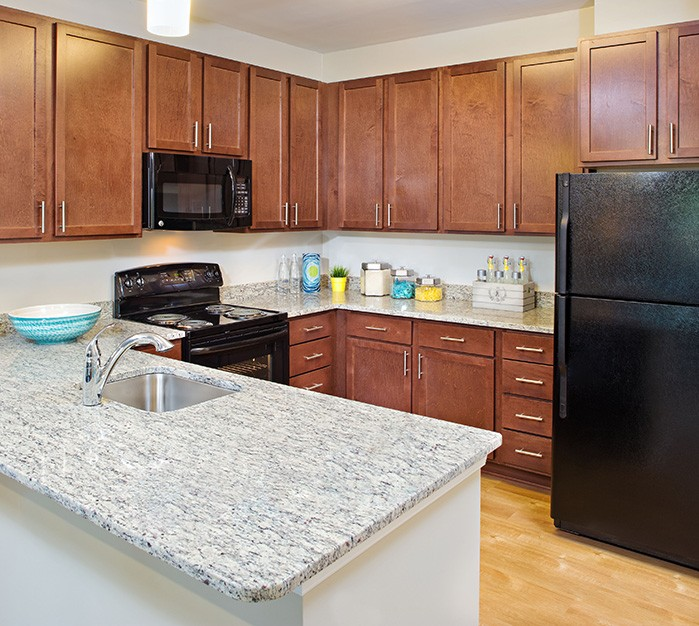 Kitchen Features to Love in an Arcadia Run Apartment