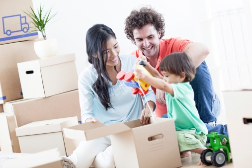 Overcoming Challenges When Moving With Kids