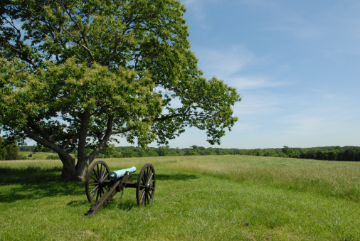 The Manassas Battlefield Park History
