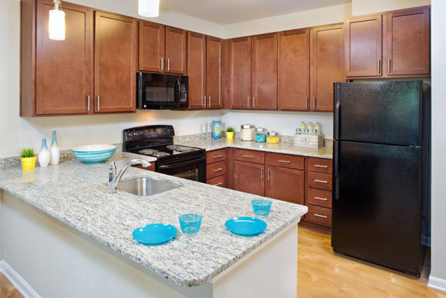 Benefits of the Interior Features at Arcadia Run Apartments