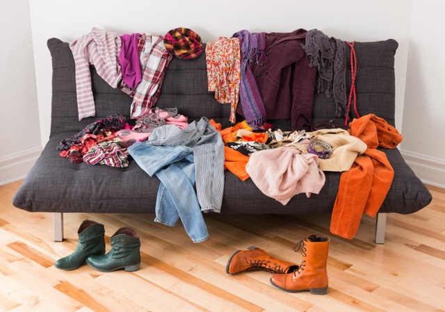Tips to Declutter for Back to School