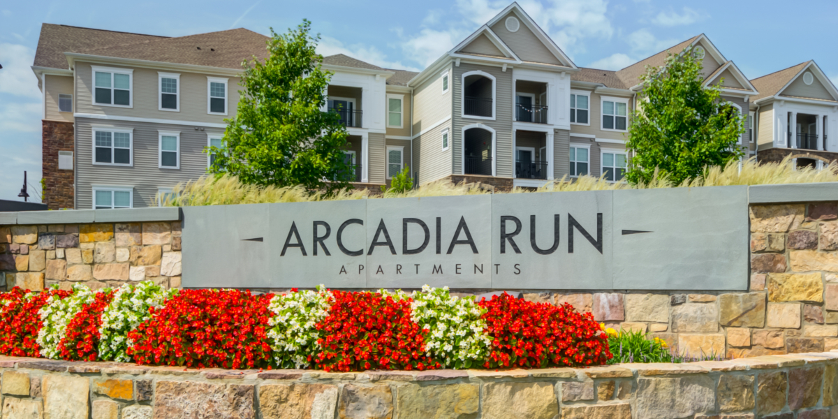 Apartment Living | Arcadia Run Apartments