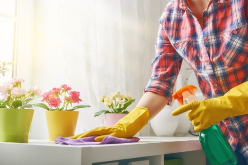 Your One Stop Spring Cleaning Checklist